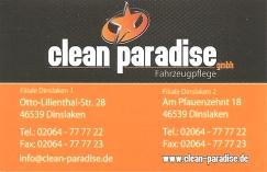 Clean Paradise